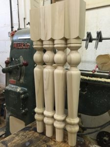 Tulip table legs