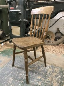 Restored Windsor chair